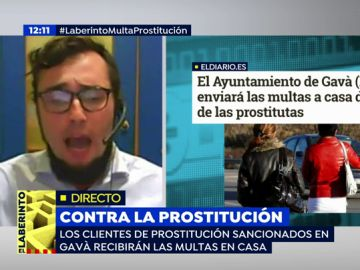 """El militante 'putero' de de Podemos, a Pablo Iglesias:""""¿Quiere usted hablar con las putas o va a ignorarlas?"""""""