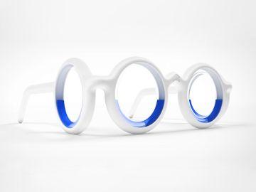 Las gafas que eliminan el mareo