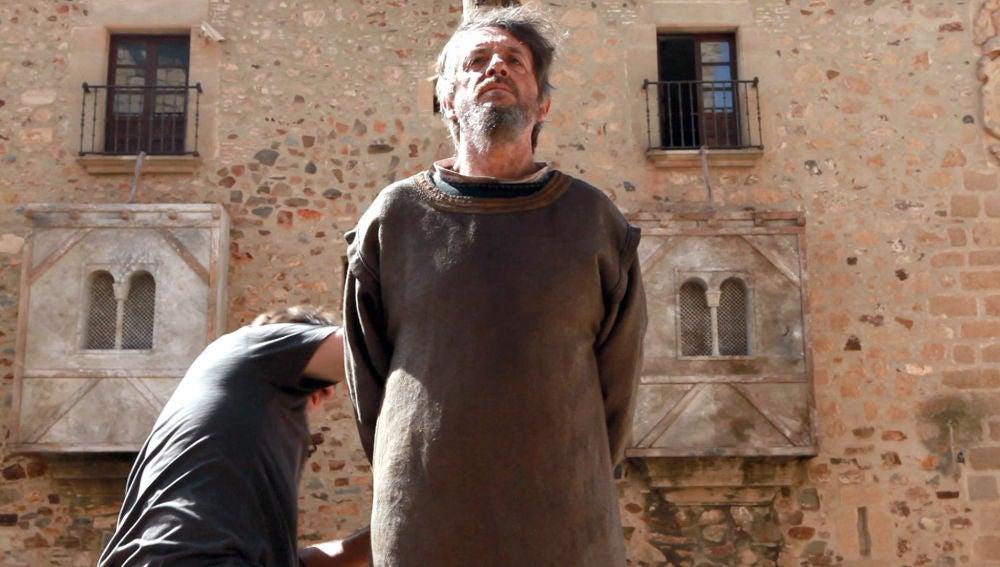 El percance en la muerte de Hasdai que casi hace arder a todos los actores