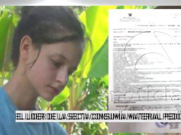 Patricia Aguilar, la joven captada por una secta en Perú