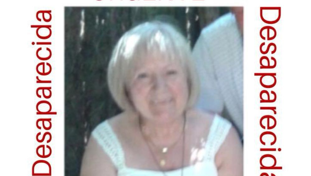 La anciana desaparecida