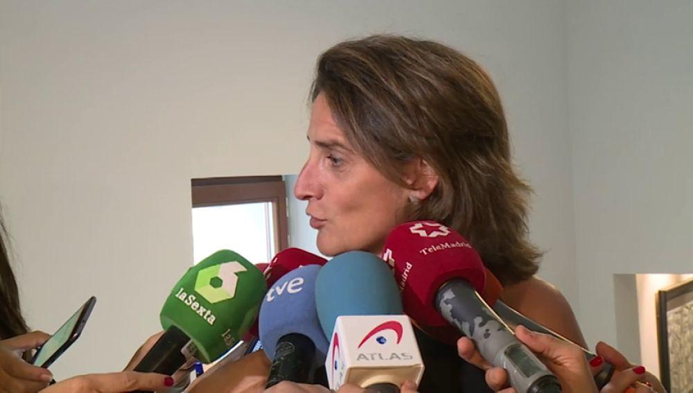 """Teresa Ribera, ministra de Transición Ecológica: """"El diésel tiene los días contados"""""""