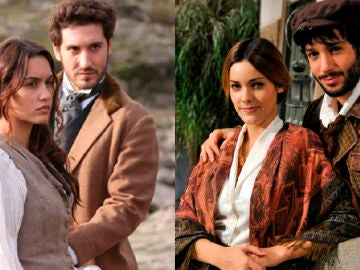 Los protagonistas de 'El secreto de Puente Viejo'