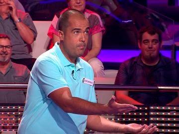 Un concursante de '¡Ahora Caigo!' desvela el lugar en el que se inventó la tortilla de patata