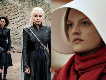 'Juego de Tronos' y 'El cuento de la criada', las dos series más nominadas