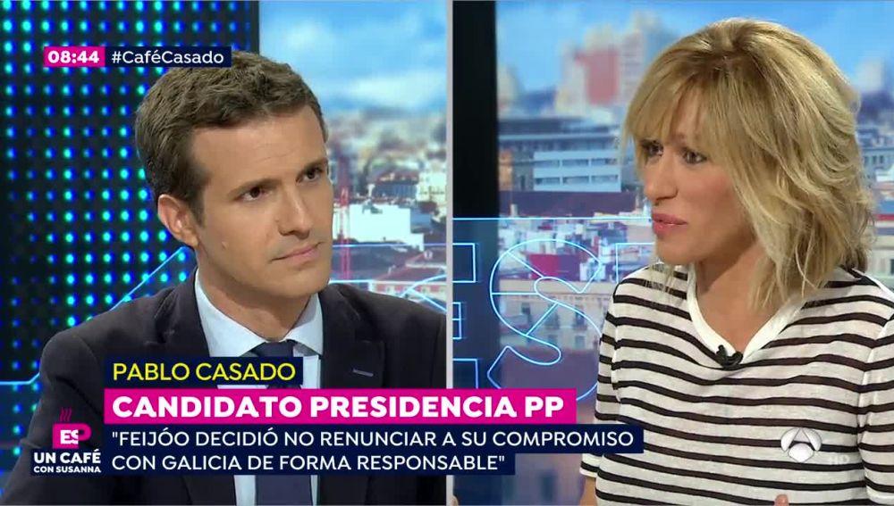 Pablo Casado en Espejo Público