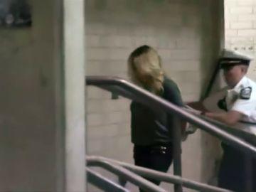 """Detenida la actriz porno Stormy Daniels por dejarse tocar cuando estaba realizando un 'striptease"""""""