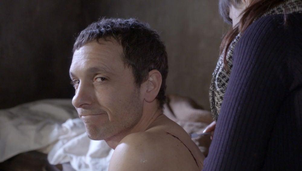 La tortura a la que Pablo Derqui se sometió durante la flagelación de su personaje
