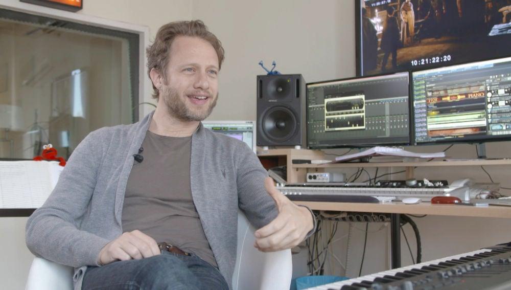 Federico Jusid nos cuenta todos los secretos sobre la banda sonora de 'La Catedral del Mar'