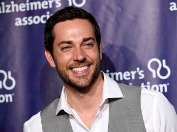 El actor Zachary Levi