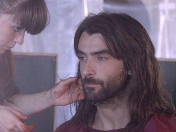 El gran cambio de Aitor Luna para dar vida a Arnau Estanyol