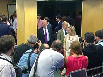 """Ron carga contra su sucesor en el Popular: """"Iba a amenazar con estrellar el avión en la puerta del BCE"""""""