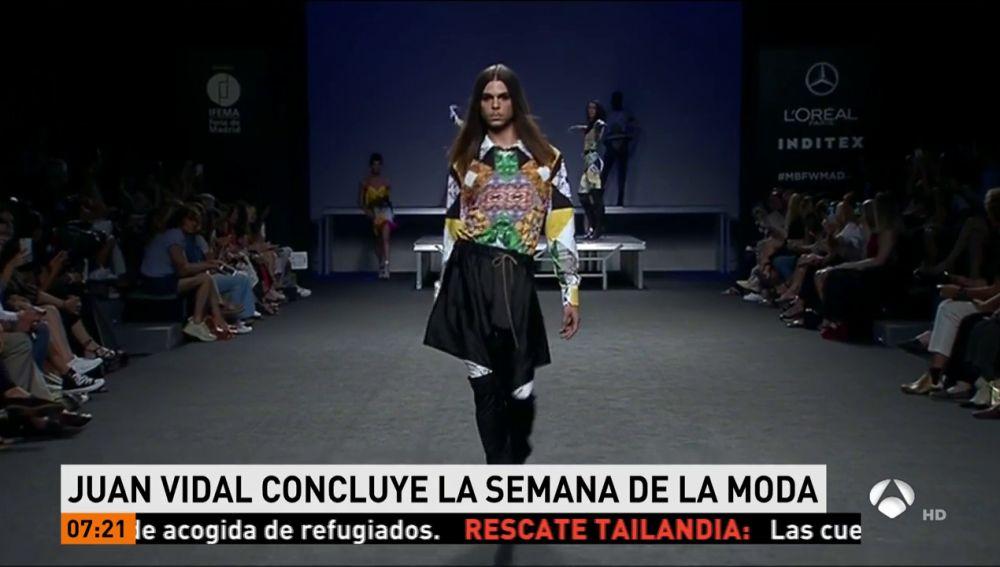 Finaliza la Semana de la Moda de Madrid