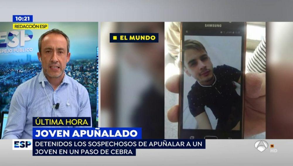 Detienen a los asesinos del joven apuñalado en San Sebastian de los Reyes cuando paseaba con su novia