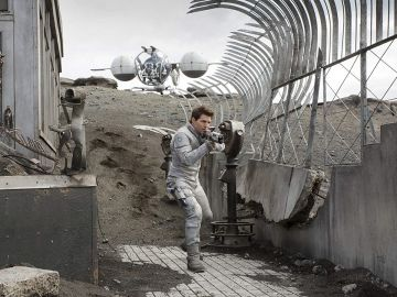 Cine: Oblivion