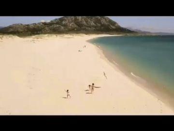 Playa de Playa de Area Maior
