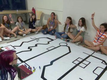 Talleres para niñas como fórmula para acercarlas a los estudios técnicos