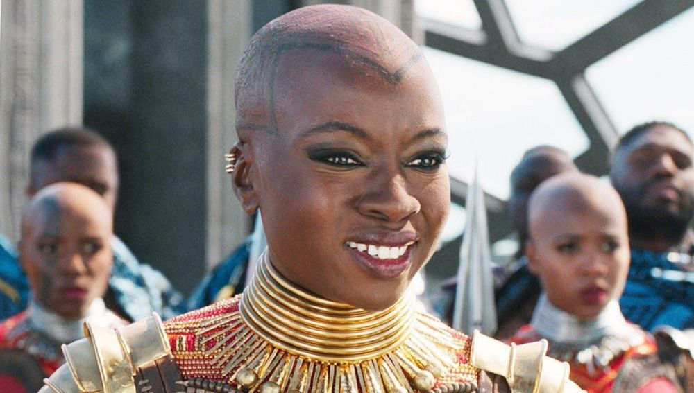 Okoye en 'Black Panther'