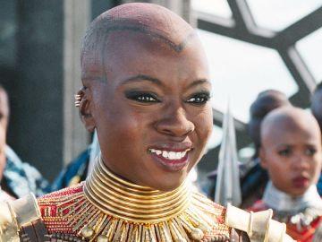 Okoye en 'Black Panther'