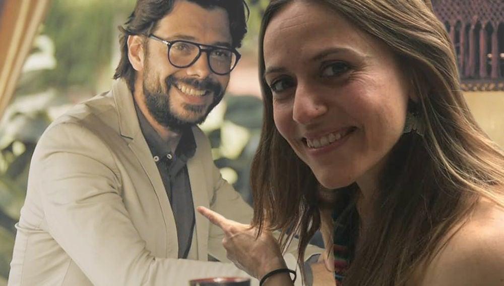 El idílico viaje de Itziar Ituño que 'rememora' su final con El profesor