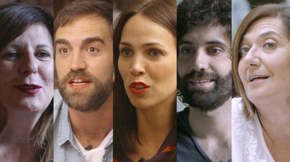 Los actores de 'Allí abajo' destapan los secretos mejor guardados del último capítulo de la temporada