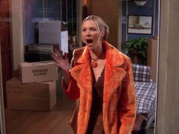 Lisa Kudrow, Phoebe Buffay  en 'Friends'