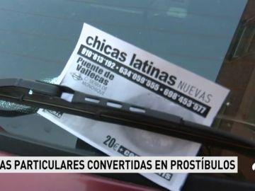 Vecinos de Madrid denuncian que muchas casas particulares se han convertido en prostíbulos