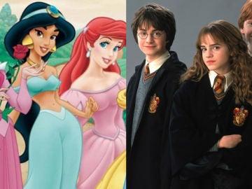 Descubre de qué casa de Hogwarts eres respondiendo a estas preguntas de Disney