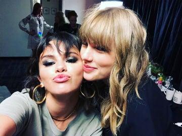 Selena Gomez y Taylor Swift, BBF en Instagram