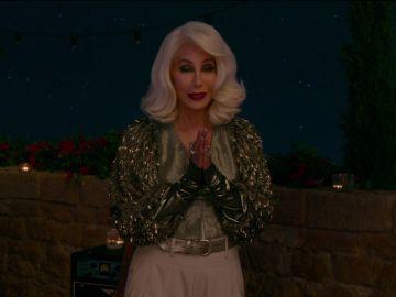 Cher en 'Mamma Mia! Una y otra vez'