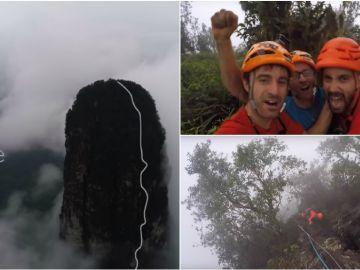 La aventura de los hermanos Pou en Cao Grande