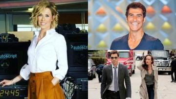 Antena 3, líder de la Mañana, la Sobremesa y el Late Night