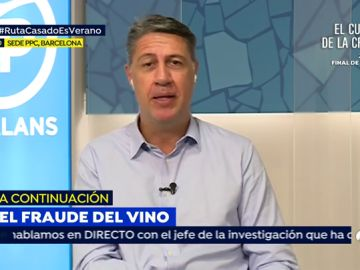 Entrevista completa a Xavier García Albiol en Espejo Público