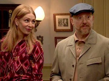 Mariola invita a Azevedo a que vaya a vivir a su casa