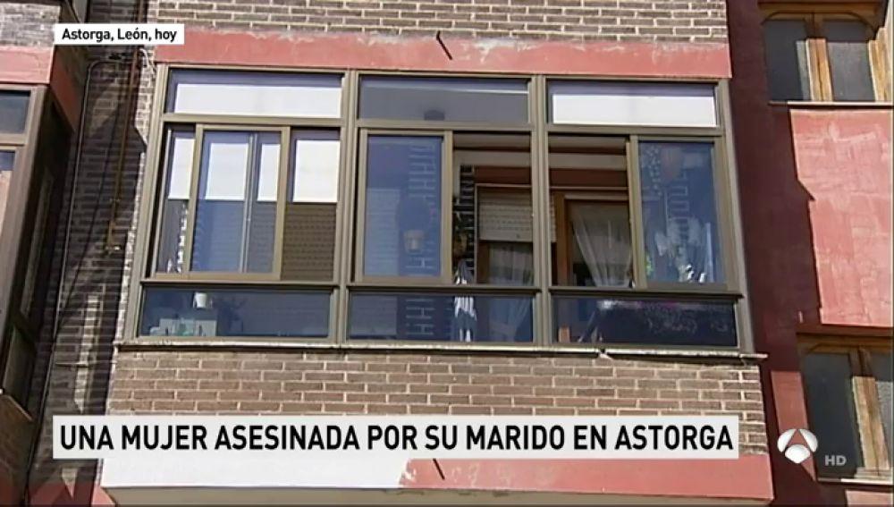 Un policía jubilado mata a su exmujer y hiere a un vecino en Astorga (León)