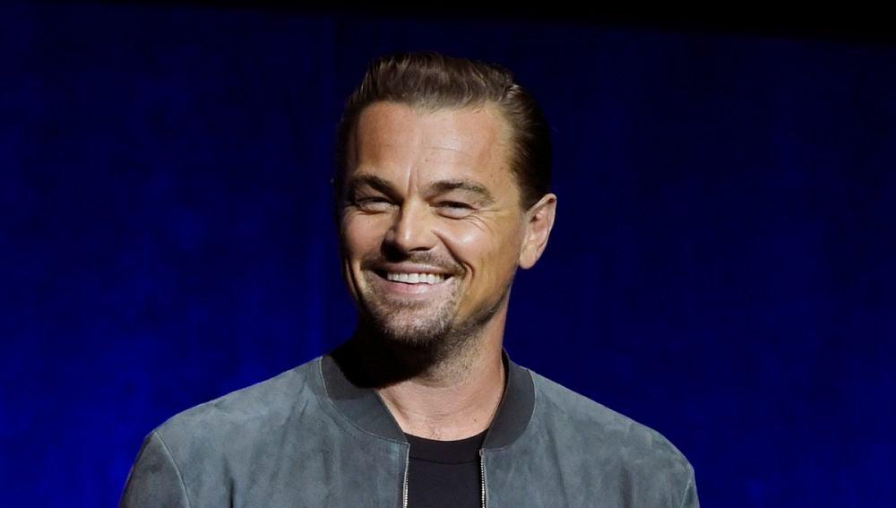 Leonardo DiCaprio en CinemaCon