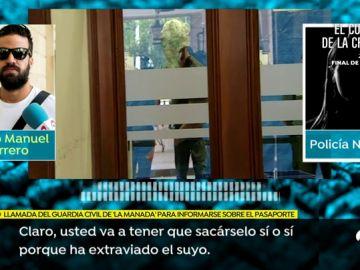 La conversación del guardia civil de 'La Manda' en comisaría que le ha dejado en libertad