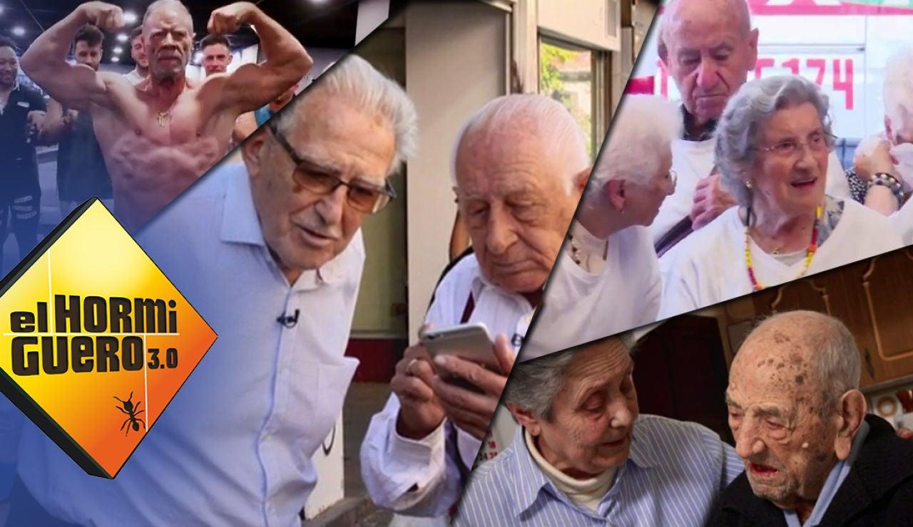 'El Hormiguero 3.0' rinde homenaje a nuestros mayores, ¡feliz día del abuelo!