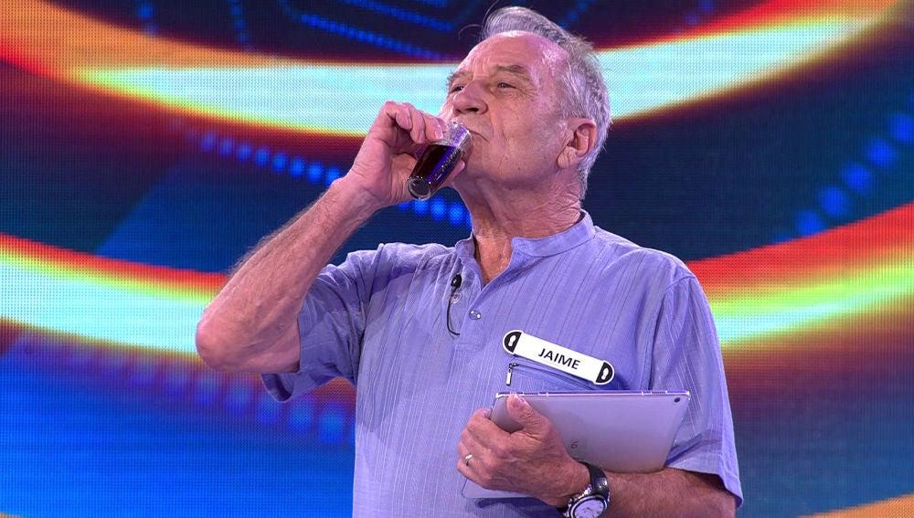 """Arturo Valls utiliza una """"poción rejuvenecedora"""" con Jaime y pide perdón por su indiscreción"""