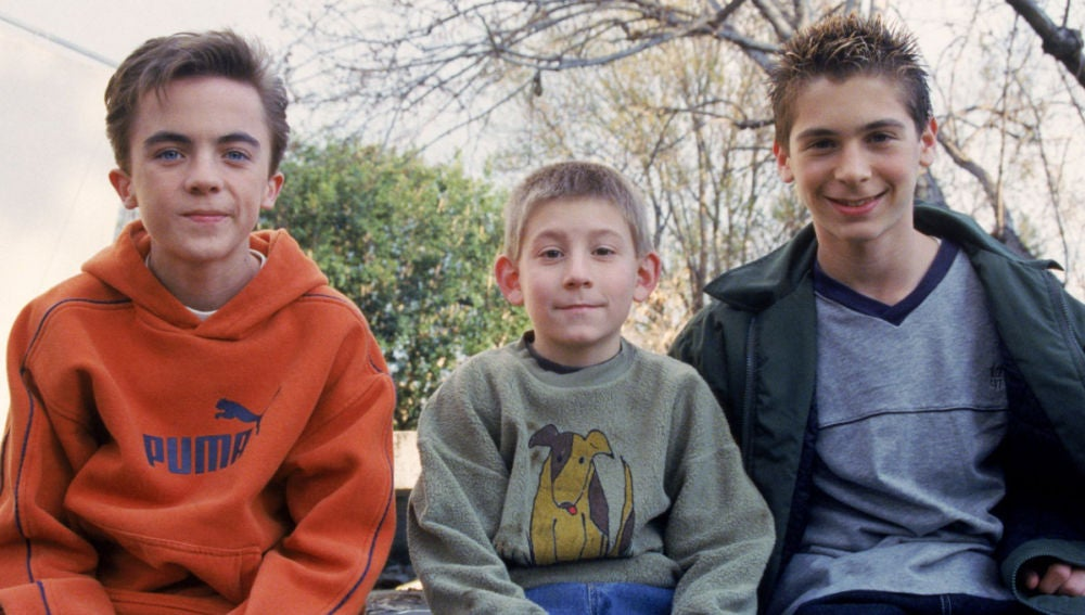 Los hermanos de 'Malcolm in the middle'