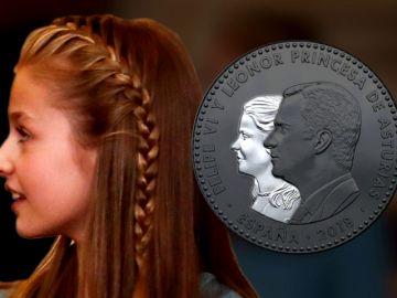 Polémica por la nueva moneda conmemorativa del aniversario de la creación del Reino de Asturias