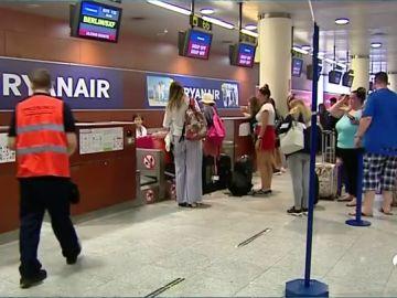 ¿A qué tienen derecho los afectados por la huelga de Ryanair?
