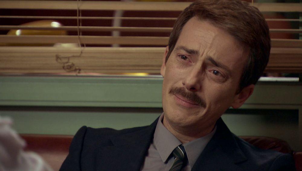 """Durán se siente culpable por la muerte de Marta: """"La última vez que nos vimos nos dijimos que nos queríamos mucho"""""""