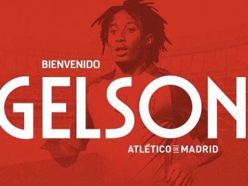 Gelson Martins, nuevo jugador del Atlético de Madrid