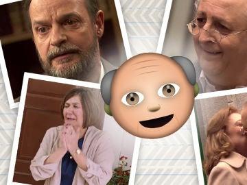Homenajeamos a los seres más importantes de nuestras series en el Día del Abuelo