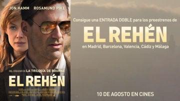 Concurso 'El rehén'
