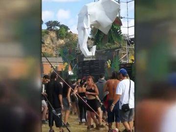Fiesta de 4.000 personas en un pueblo de 14 vecinos