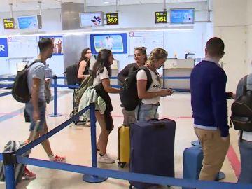 Arranca con normalidad la segunda jornada de huelga de Ryanair