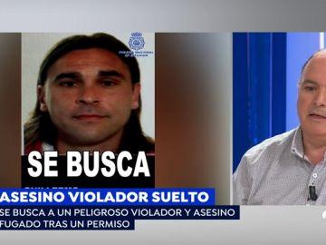 """El peligroso violador y asesino fugado de la cárcel de Santoña """"era un preso ejemplar que evitaba el suicidio de otros reclusos"""""""