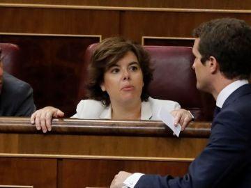 Noticias de la Mañana (26-07-18) Santamaría rompe las negociaciones con Casado, que sólo le ofrece dos puestos